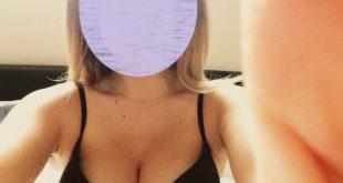 Selfie en soutif sexy